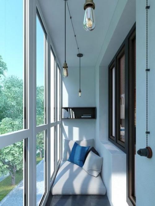 44 фото Лоджии с Панорамными окнами
