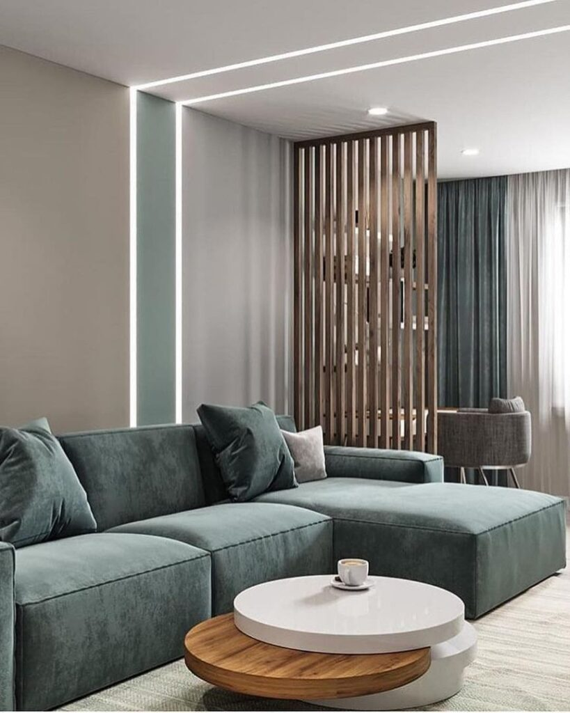 46 идей интерьера современной гостиной