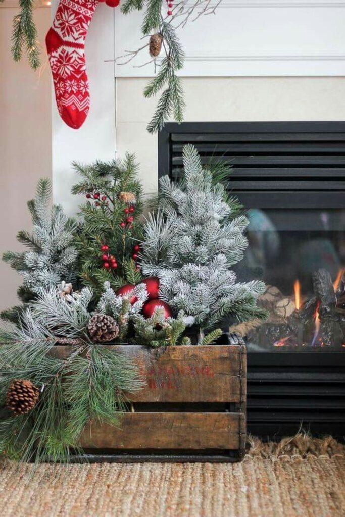 55+ идей Декора к Новому году