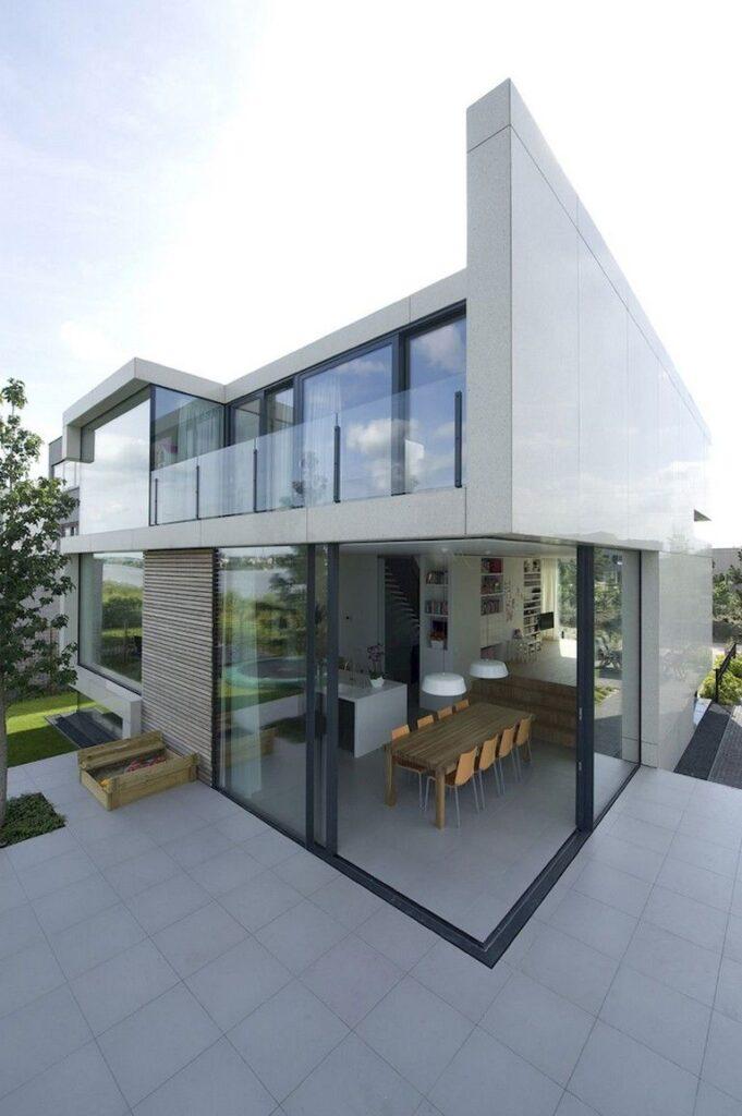 43+ Современных Идеи Дизайна Архитектуры Дома
