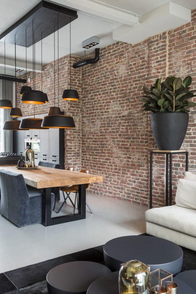 43 Идеи использования Деревянного Стола в Интерьере Кухни
