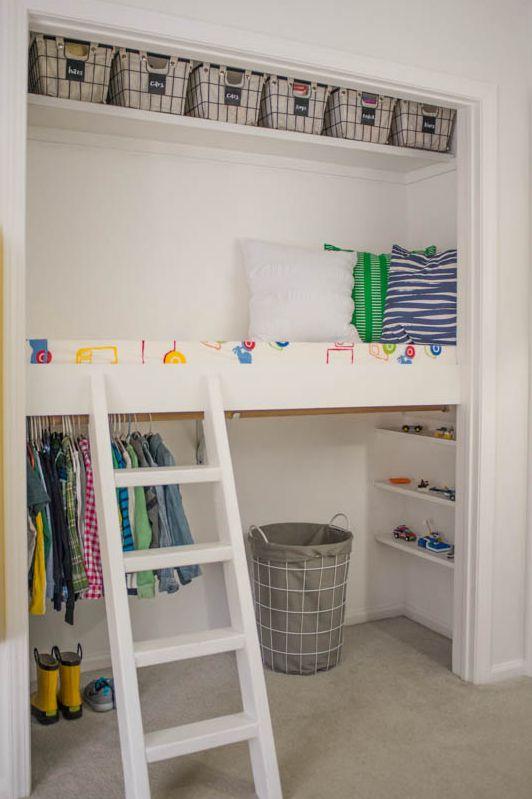 29 Идей Хранения Детских Вещей