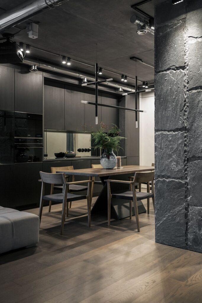 30 Идей Квартиры в Стиле Лофт