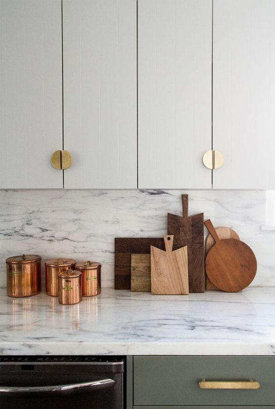 33 Идеи Светлого Интерьера Кухни