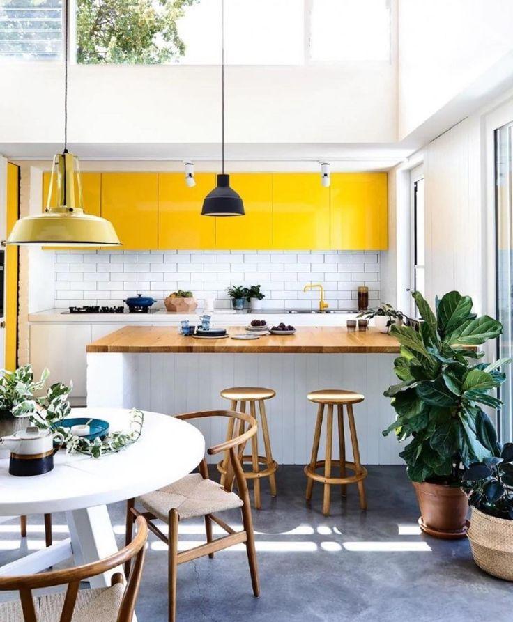 29+ Идей Светлого и Уютного Интерьера Кухни