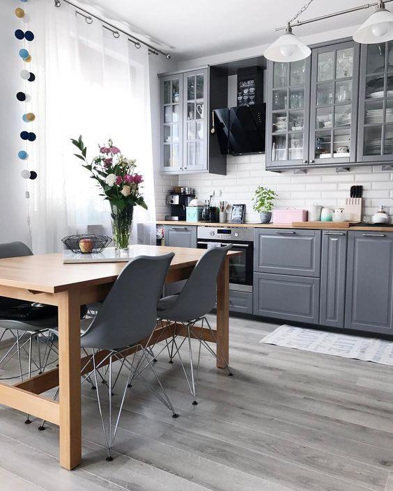 22 Стильных Интерьера Кухни 2020 года